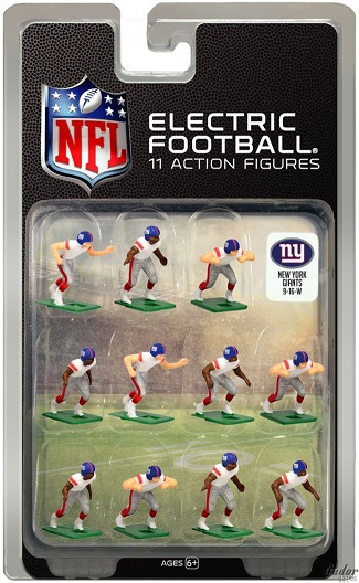 TUDOR ELECTRIC FOOTBALL TEAM New York Giants White CURRENT