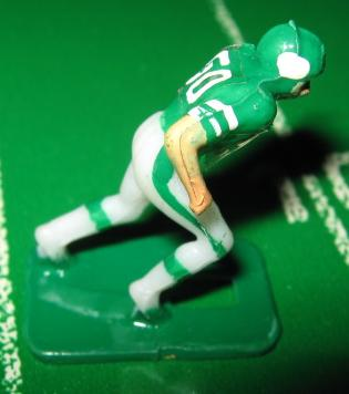TUDOR ELECTRIC FOOTBALL GAME New York Jets Team Dark HK81
