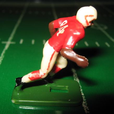 TUDOR ELECTRIC FOOTBALL GAME Saint Louis Cardinals Dark HK67BM