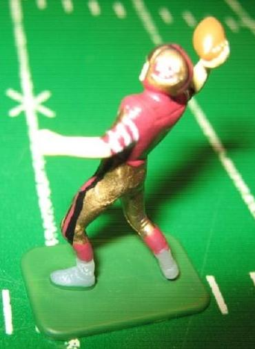 TUDOR ELECTRIC FOOTBALL GAME San Francisco 49ers QB Dark CH02