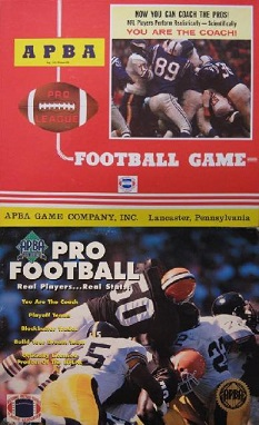 apba football board games