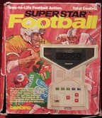bambino superstar handheld football games