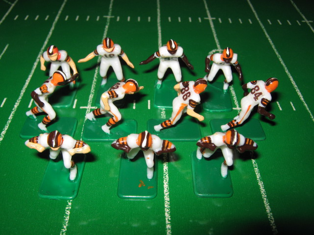 Tudor Electric Football Team CLEVELAND BROWNS White Jersey HK85