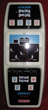 coleco head-to-head hockey handheld electronic game loose