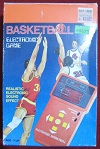 conic basketball handheld electronic game boxed