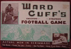 continental ward cuff's football game
