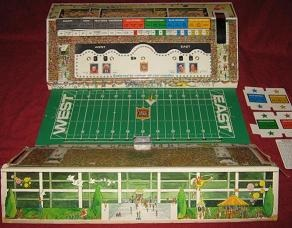 great games coaches all star football board game