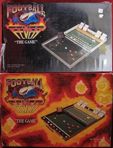 hansen football fever board game