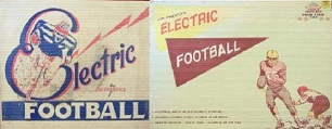 jim prentice electric football board game
