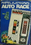 mattel auto race handheld electronic game boxed