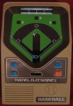 mattel baseball handheld electronic game loose