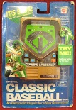 mattel classic baseball handheld electronic game boxed