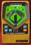mattel classic baseball handheld electronic game loose