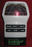 mattel look alive football handheld electronic game loose