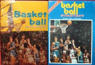 AVALON HILL BASKETBALL STRATEGY GAME