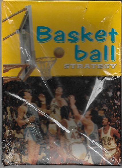 Avalon Hill Basketball Strategy Game Box 1974