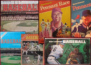 other baseball board games
