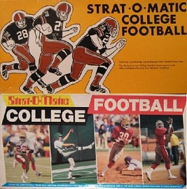 strat-o-matic college football games