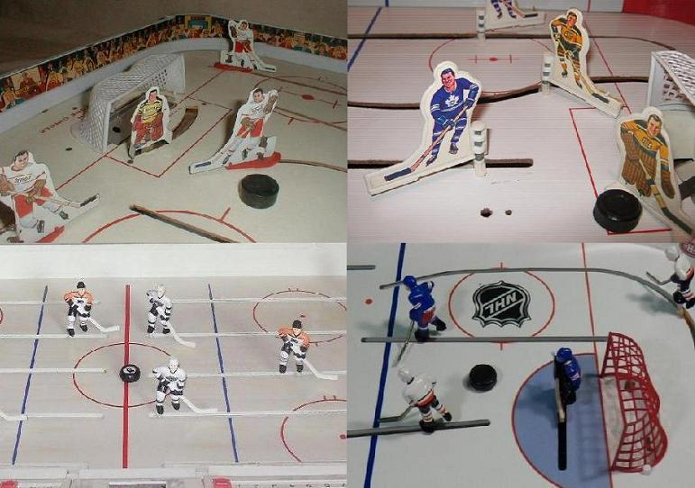 table hockey games