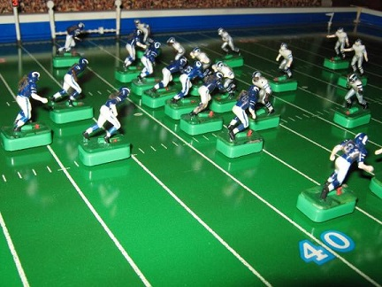 electric football games