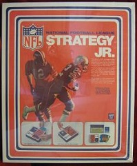 tudor nfl strategy jr football game